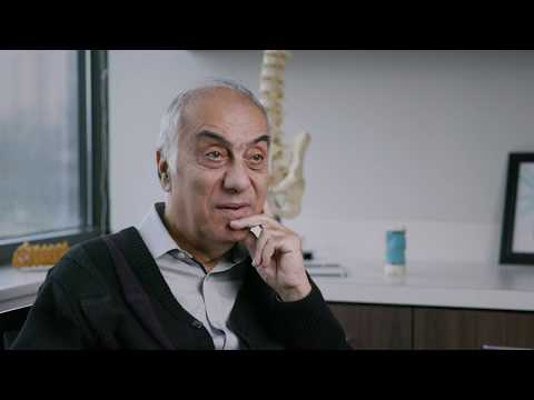 Testimonial: Patient Travels from Qatar for Robotic Spine Surgery