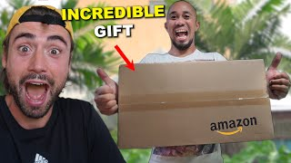 Surprising Him With Something He Always Wanted... (He Deserves It)