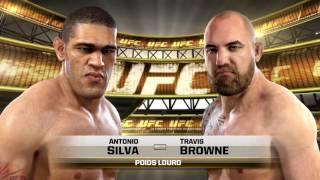 EA SPORTS™ UFC® Moteur, Ça tourne, Action