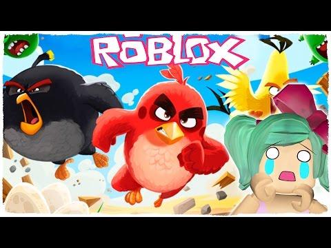 🤘 ESCAPE DE ANGRY BIRD – ROBLOX OBBY