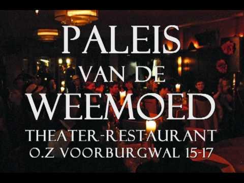 Paleis van de Weemoed: Cabaret in the heart of Amsterdam