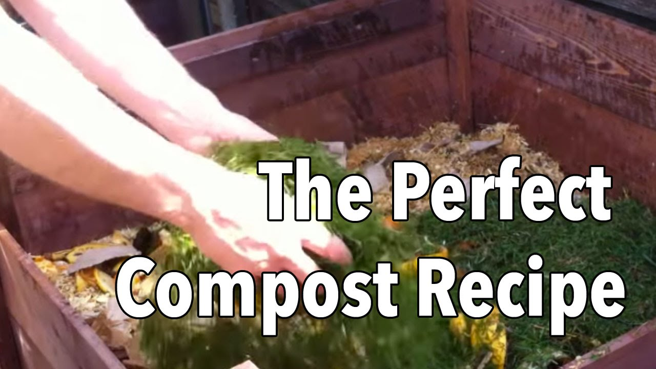 the perfect compost recipe how to get your compost heap cooking