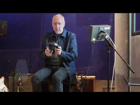 Behind The Scenes With Pete Townshend Making The Who's New Album