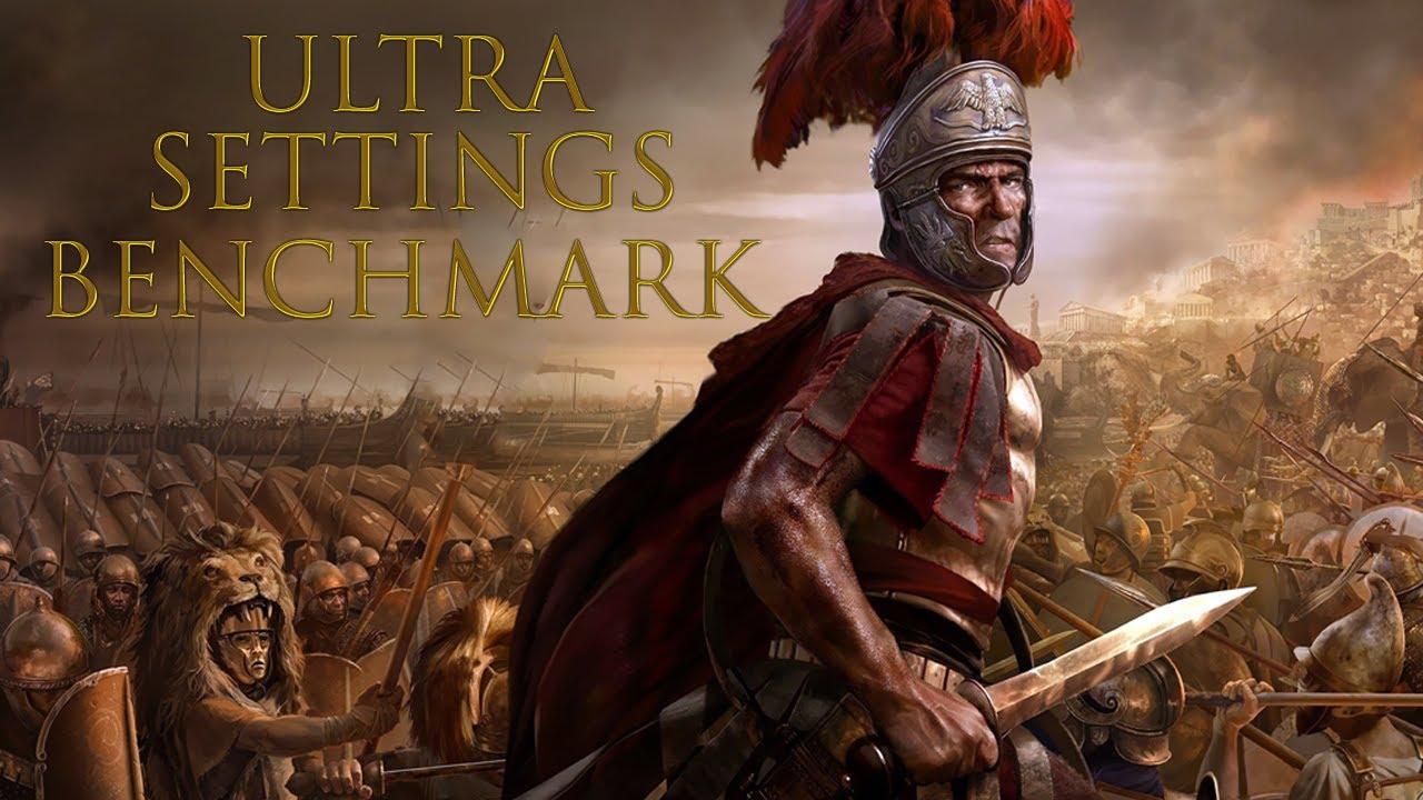 Total War Rome 2 On Extreme Ultra Max Settings Benchmark i7 2600k Sapphire  HD 6970 2GB 8GB Ram