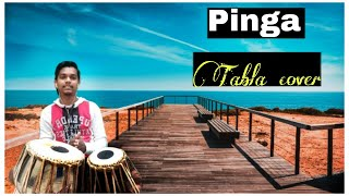 Pinga full video song - Tabla cover | Bajirao mastani | Mihir patel