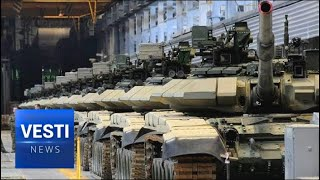 Russia By the Numbers: Just How Much Does Russia Export in Arms Worldwide?