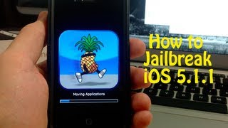 How to Jailbreak iOS 5.1.1 - redsn0w Tutorial - VERY EASY!
