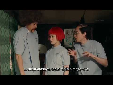 [SUB Indo] Gintama 2 Live Action the Movie Funny Moments #6