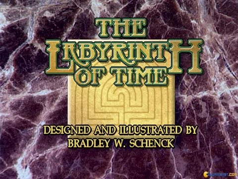The Labyrinth of Time gameplay (PC Game, 1993)