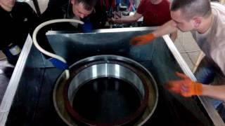 Изготовление полиуретановых валов(, 2017-06-09T11:49:42.000Z)