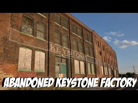 We Explore Keystone Color Works In York, PA! Exploring Up To The Rooftop, Squatters Present