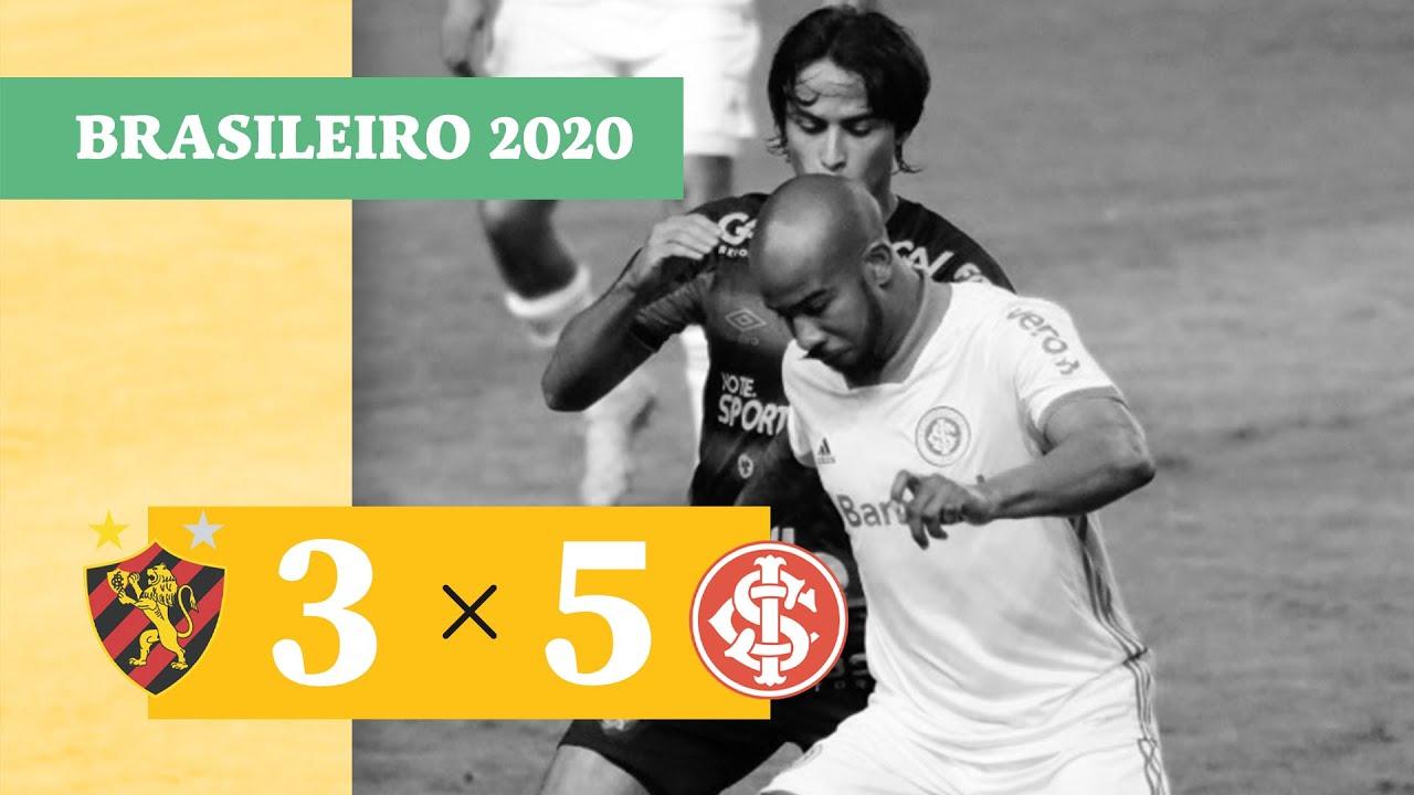 Спорт Ресифи  3-5  Интер Порту-Алегри видео