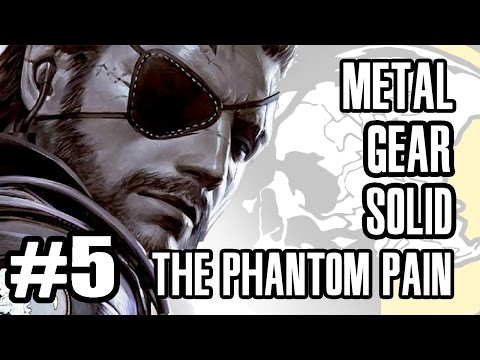 Best Friends Play Metal Gear Solid V - The Phantom Pain (Part 5)