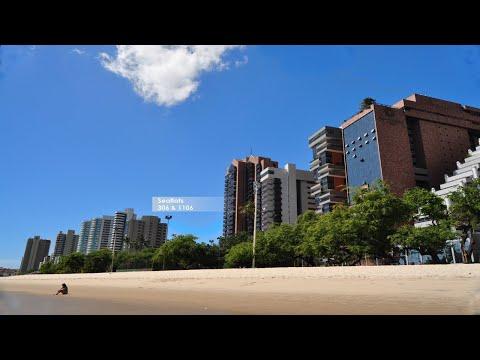 SEAFLAT 306 - Iracema Residence - Fortaleza - Brasil