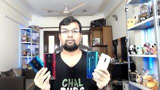Redmi K20/K20 Pro, Realme X,  Vivo Z1 Pro, FAQ, Overpriced ? Best Smartphones