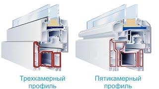 видео Пластиковые окна с профилем rehau