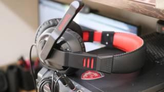 Redragon Garuda H101 Gaming Headphones UNBOXING / REVIEW