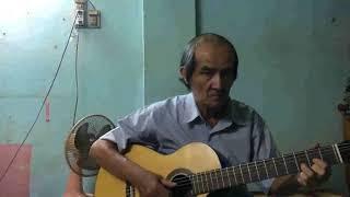 Love is blue - Tình yêu màu xanh - Guitar Ánh Đức ( Guitar Solo)