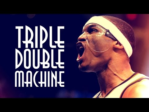 Russell Westbrook Mix - Triple-Double Machine ᴴᴰ