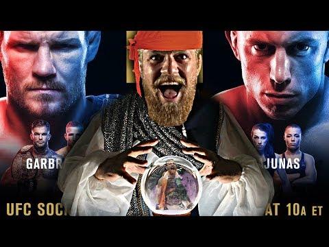 UFC 217 Predictions