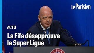 Super Ligue: «Les clubs dissidents devront subir les conséquences» prévient la Fifa