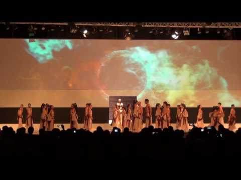 World Culture Forum 2016   DANCE COLLABORATION PERFORMANCE