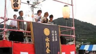 桃の木台夏祭り2010年度[開祭式]