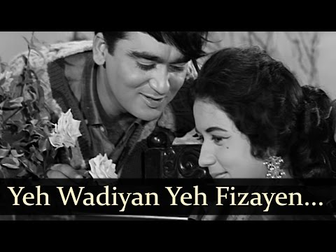 Aaj Aur Kal - Yeh Wadiyan Yeh Fizaayein - Mohd Rafi