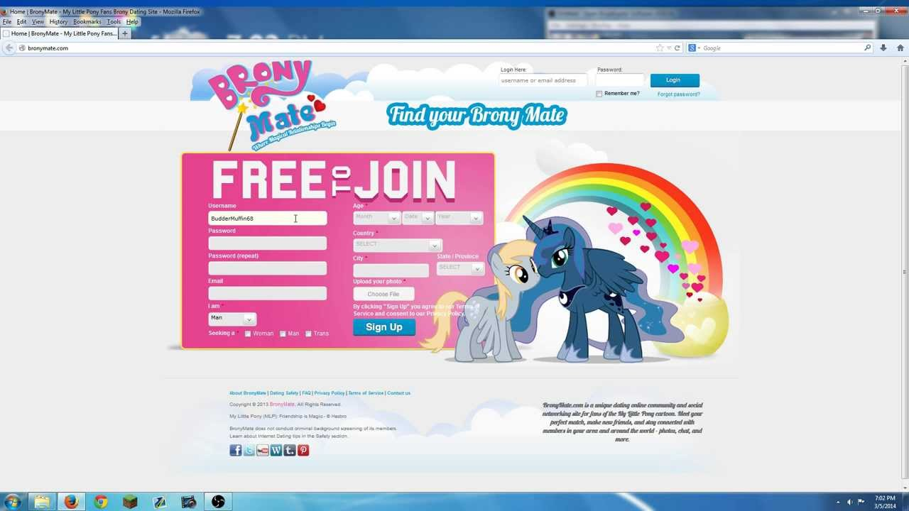 how to make a brony mate account by dashiemade20 cooler youtube