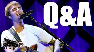 JUSTIN BIEBER NL | Q&A + VERJAARDAG JUSTIN