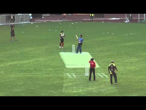 """Cricket  Celebrities In Oslo """" Play For Peace """" ( Mela Festival ) Norway 2015"""