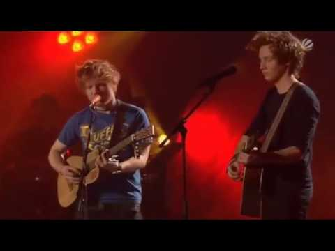 Ed Sheeran - The A Team (Voice of Germany with Michael Schulte)
