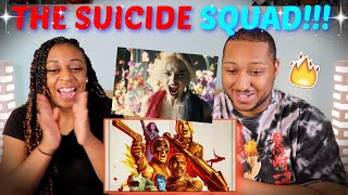 """The Suicide Squad"" Official Red Band Trailer (2021) REACTION!!!"