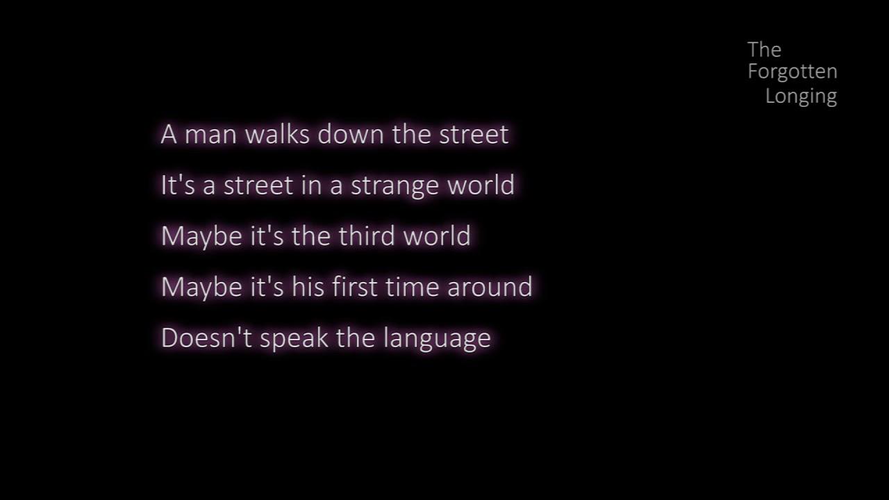Download You Can Call Me Al - Paul Simons (Lyrics) [HD]