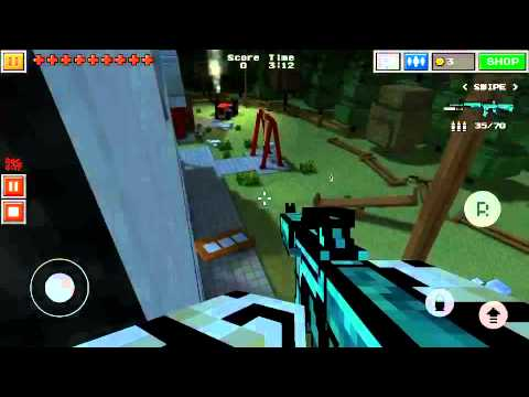Pixel Gun 3D Zombie Survival Online