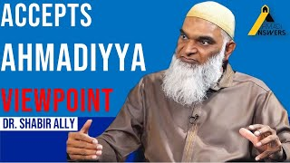 Dr Shabir Ally Accepts Ahmadiyya Viewpoint: Prophet Isa (as) Did Not Physically Revive the Dead