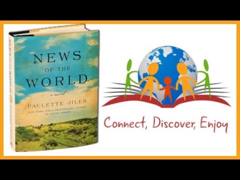'News of the World' Book Review by Head Reference Librarian Donna Manoogian