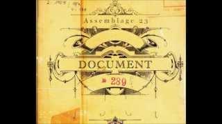 Assemblage 23 - Document (Endanger Remix) (lyrics)