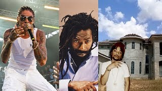 Rygin King Mansion/House In The Making | Vybz Kartel & Buju BOOKED For STING 2018?