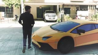 ET inspired : My brand new Car 2019