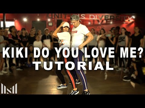 IN MY FEELINGS - Drake (Kiki) Dance Tutorial | Matt Steffanina & Megan Batoon Choreography