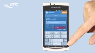 Smart Ablesen mit BTC: die BTC Zähler-App