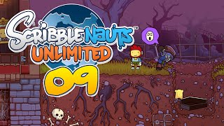SPOOKY Mansion | Scribblenauts Unlimited | #09 | [Let