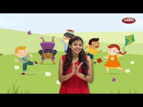 Bengali Rhymes For Children | Bengali Poems | Bangla Kids Songs | Learn To Sing Rhymes | Baby Rhymes