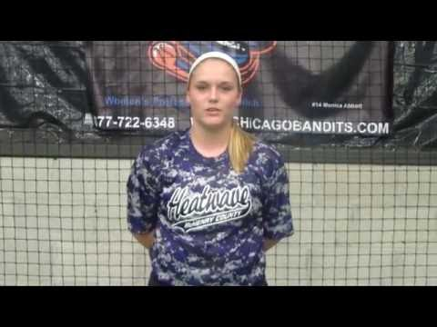 Hailey Howard | McHenry County Heatwave | Pitcher & 3B
