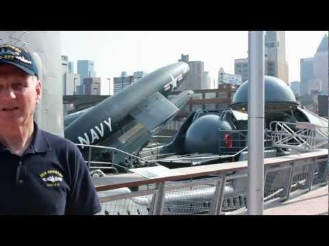 Intrepid Museum - Growler Submarine