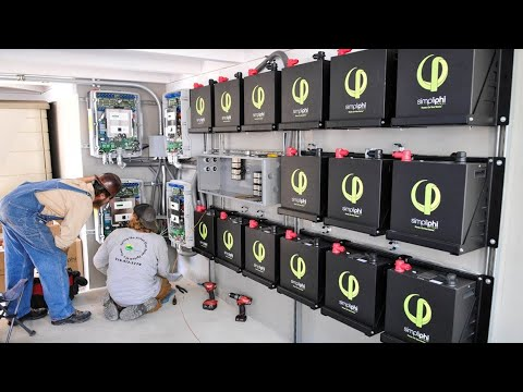 SimpliPhi PHI Battery Product Series Overview