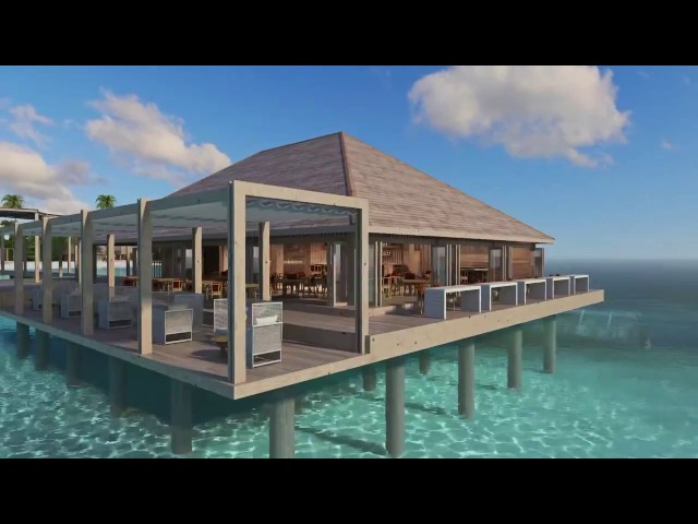 Hurawalhi Resort - Maldives - Digital Frontier