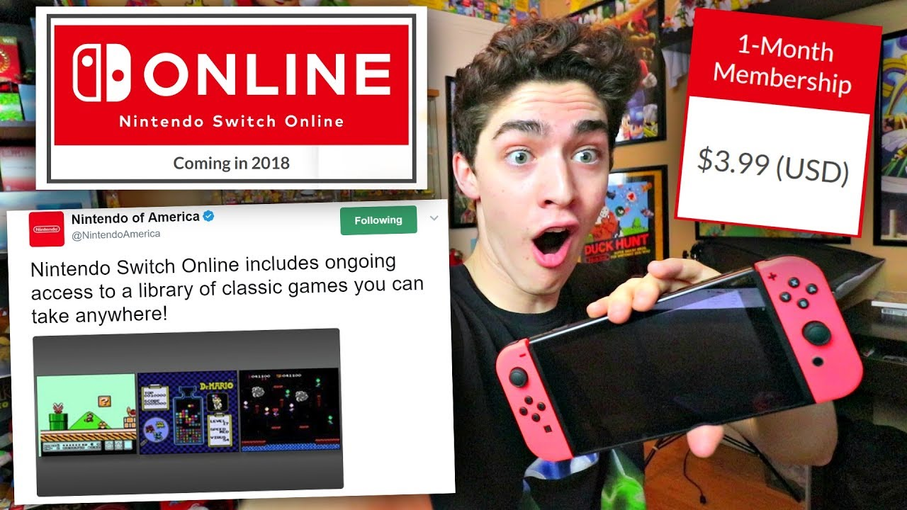 nintendo just confirmed virtual console on the switch kinda