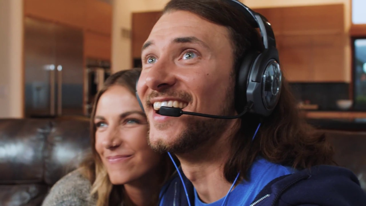 Afterglow AG6 PS4 - Wired Headset